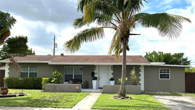 120 NE 213th St, Miami Gardens, FL 33179 (MLS #A10934614) :: The Pearl Realty Group