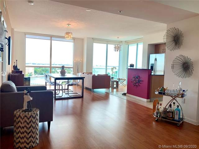 7910 Harbor Island Dr #911, North Bay Village, FL 33141 (MLS #A10934627) :: Prestige Realty Group