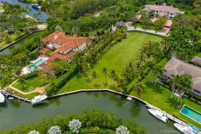 9175 Arvida Dr, Coral Gables, FL 33156 (MLS #A10934638) :: The Riley Smith Group