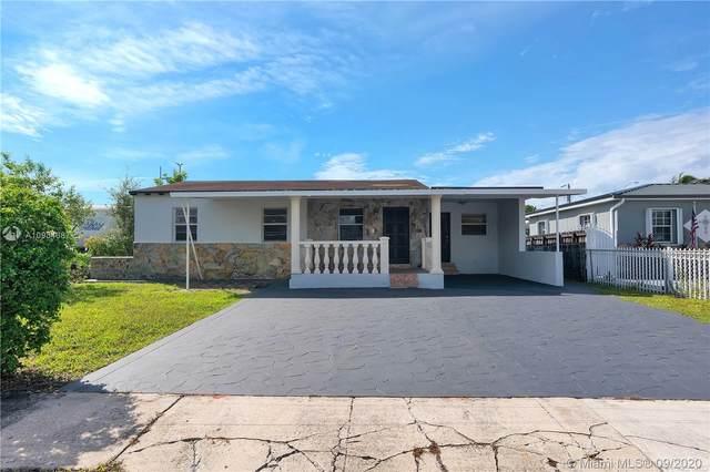 380 W 33 St, Hialeah, FL 33012 (MLS #A10934687) :: Carole Smith Real Estate Team