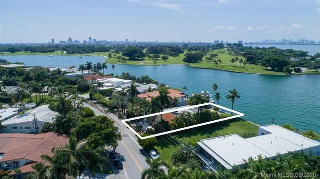 9520 W Broadview Dr, Bay Harbor Islands, FL 33154 (MLS #A10934742) :: Berkshire Hathaway HomeServices EWM Realty
