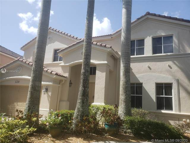 530 Penta Ct, Weston, FL 33327 (MLS #A10934743) :: Green Realty Properties