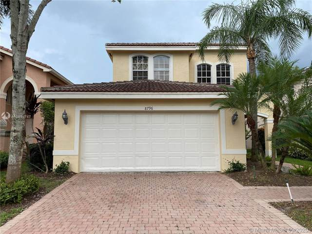 8796 Briarwood Meadow Ln, Boynton Beach, FL 33473 (MLS #A10934747) :: The Pearl Realty Group