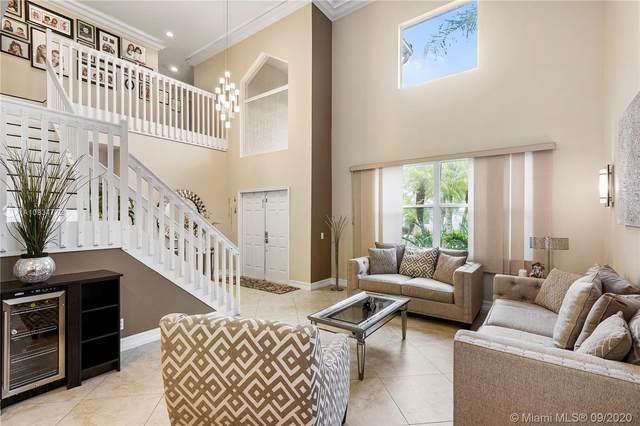 1181 Falls Blvd, Weston, FL 33327 (MLS #A10934772) :: Green Realty Properties