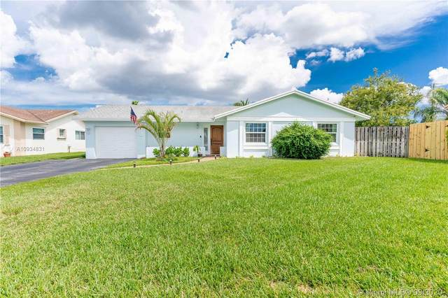 4520 NW 85th Ave, Lauderhill, FL 33351 (MLS #A10934831) :: ONE   Sotheby's International Realty
