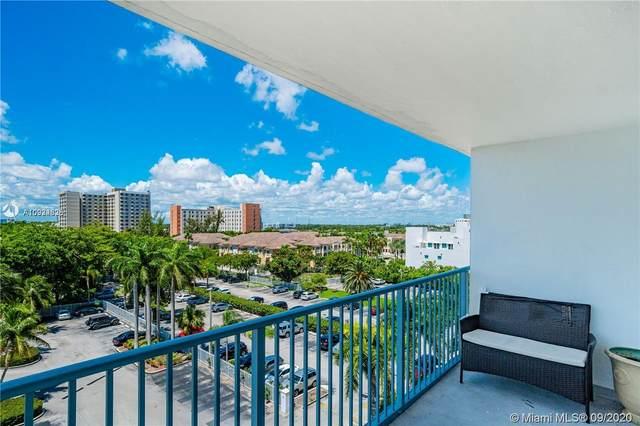 2801 NE 183rd St 615W, Aventura, FL 33160 (MLS #A10934835) :: Green Realty Properties