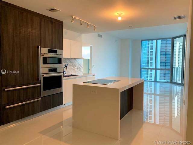 851 NE 1st Ave #1807, Miami, FL 33132 (MLS #A10934869) :: Prestige Realty Group