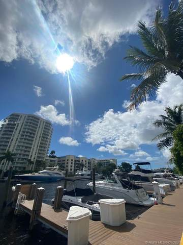 610 W Las Olas Blvd 513N, Fort Lauderdale, FL 33312 (MLS #A10934889) :: Re/Max PowerPro Realty