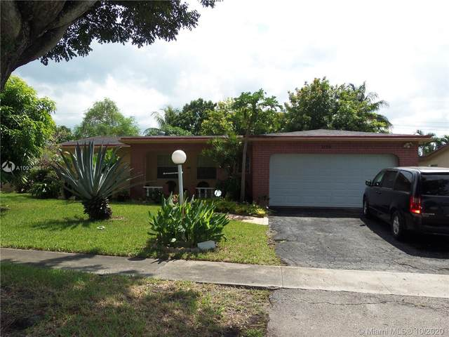 3156 NW 42nd St, Lauderdale Lakes, FL 33309 (MLS #A10934891) :: Berkshire Hathaway HomeServices EWM Realty