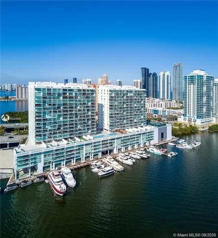 400 Sunny Isles Blvd Ph-01, Sunny Isles Beach, FL 33160 (MLS #A10934896) :: The Pearl Realty Group