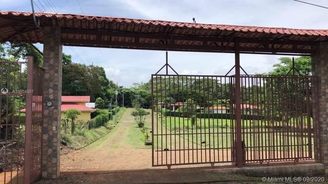 46 San Mateo, Alajuela Costa Rica, Jesus Maria De San Mateo, OT  (MLS #A10934907) :: Equity Realty