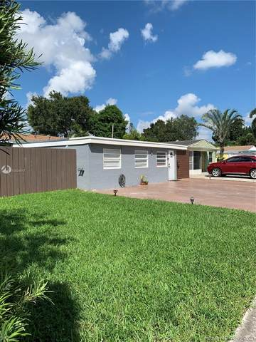 6861 Simms St, Hollywood, FL 33024 (MLS #A10934917) :: Green Realty Properties