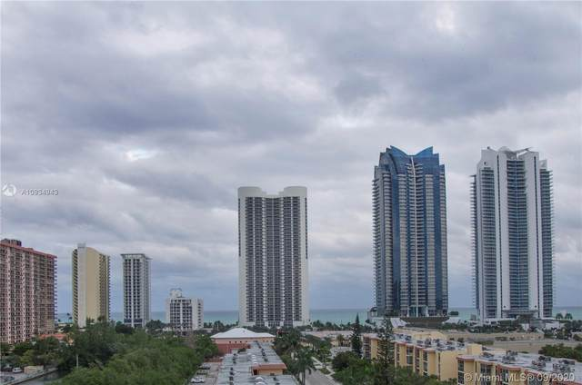17150 N Bay Rd #2815, Sunny Isles Beach, FL 33160 (MLS #A10934943) :: Castelli Real Estate Services