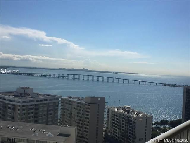 170 SE 14th St #2403, Miami, FL 33131 (MLS #A10935039) :: Search Broward Real Estate Team