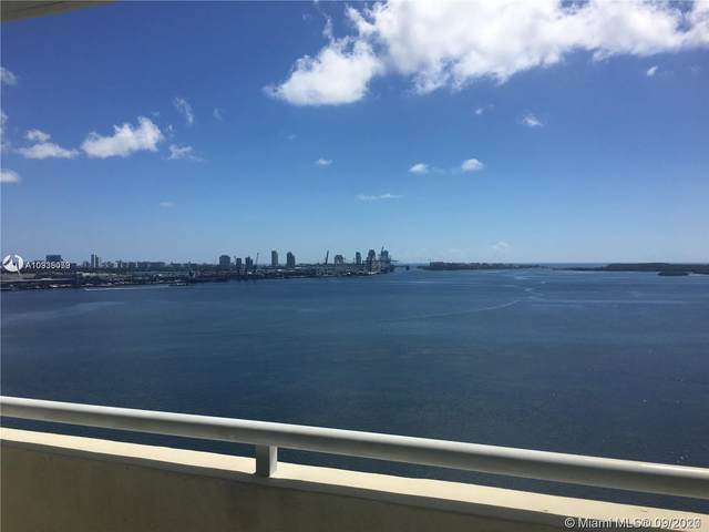 800 Claughton Island Dr #1903, Miami, FL 33131 (MLS #A10935079) :: The Riley Smith Group