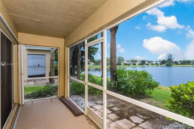 12172 SW 5th Ct #12172, Pembroke Pines, FL 33025 (MLS #A10935103) :: Berkshire Hathaway HomeServices EWM Realty