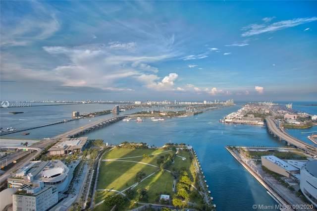 900 Biscayne Blvd #4709, Miami, FL 33132 (MLS #A10935141) :: Carole Smith Real Estate Team