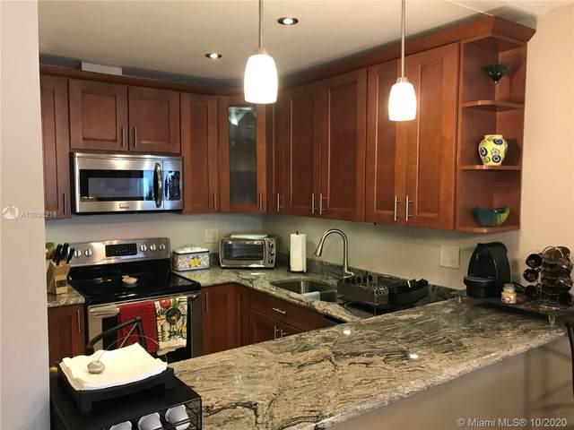 5680 SW 3rd Pl #207, Margate, FL 33068 (MLS #A10935216) :: Berkshire Hathaway HomeServices EWM Realty