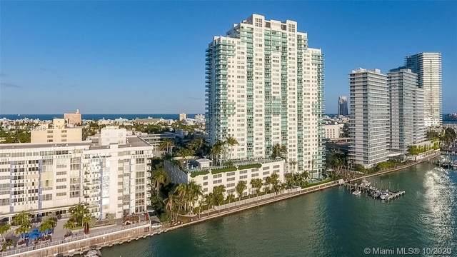 650 West Ave #1806, Miami Beach, FL 33139 (MLS #A10935248) :: The Teri Arbogast Team at Keller Williams Partners SW