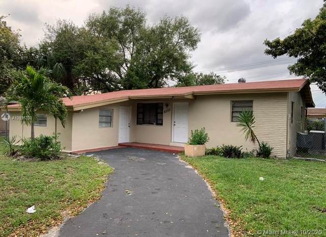 4255 NW 183rd St, Miami Gardens, FL 33055 (MLS #A10935283) :: Berkshire Hathaway HomeServices EWM Realty