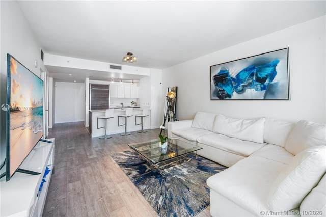 1100 S Miami Ave #3702, Miami, FL 33130 (MLS #A10935299) :: The Pearl Realty Group