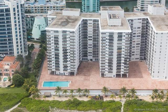 6039 Collins Ave #1530, Miami Beach, FL 33140 (MLS #A10935367) :: The Pearl Realty Group