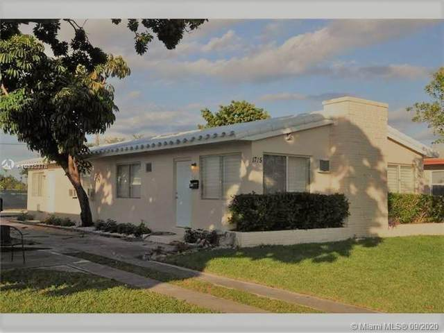 1715 Thomas St 1-2, Hollywood, FL 33020 (MLS #A10935378) :: United Realty Group