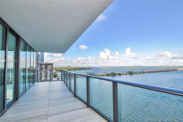 3131 NE 7th Ave #1706, Miami, FL 33137 (MLS #A10935382) :: The Pearl Realty Group