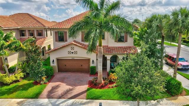 7402 NW 109th Way, Parkland, FL 33076 (MLS #A10935390) :: Berkshire Hathaway HomeServices EWM Realty