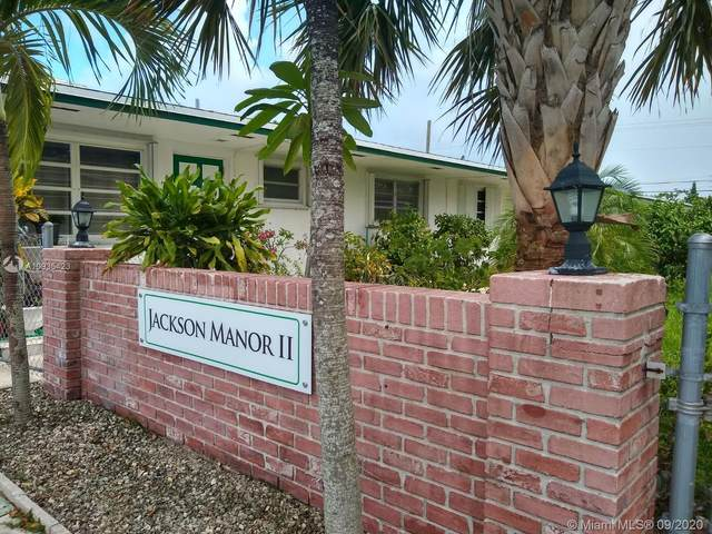 2238 Adams St #4, Hollywood, FL 33020 (MLS #A10935423) :: ONE   Sotheby's International Realty