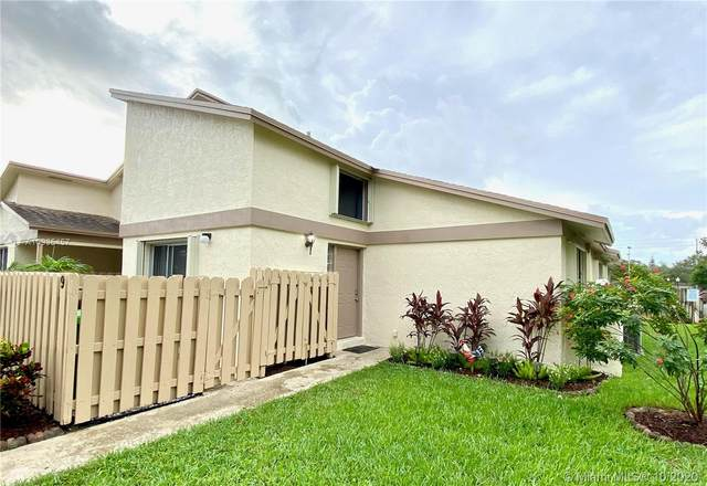 10700 NW 30th Pl #9, Sunrise, FL 33322 (MLS #A10935457) :: Berkshire Hathaway HomeServices EWM Realty