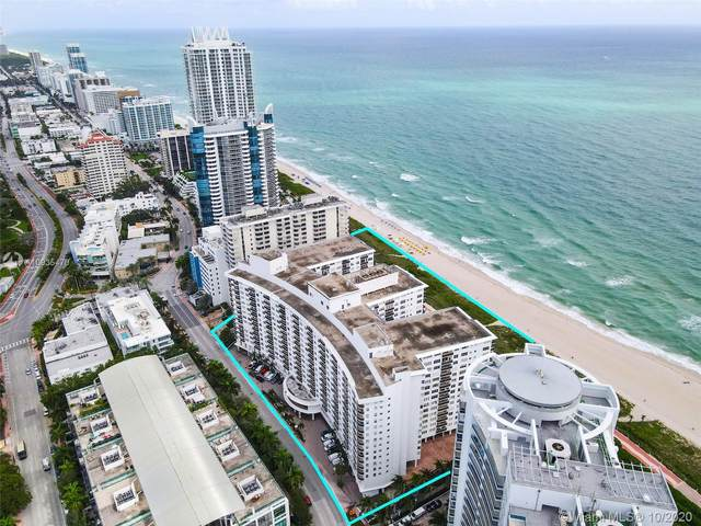 6039 Collins Ave #1115, Miami Beach, FL 33140 (MLS #A10935470) :: The Pearl Realty Group