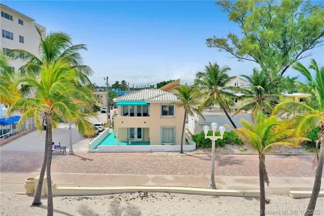 301 Oregon St, Hollywood, FL 33019 (MLS #A10935574) :: Berkshire Hathaway HomeServices EWM Realty