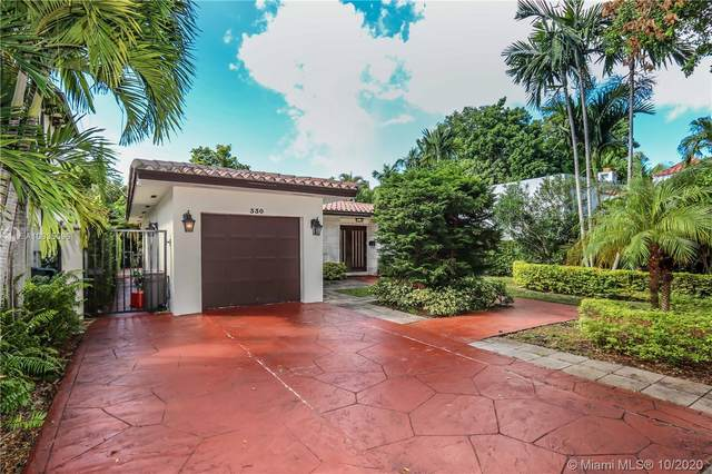 330 Camilo Ave, Coral Gables, FL 33134 (MLS #A10935596) :: The Azar Team