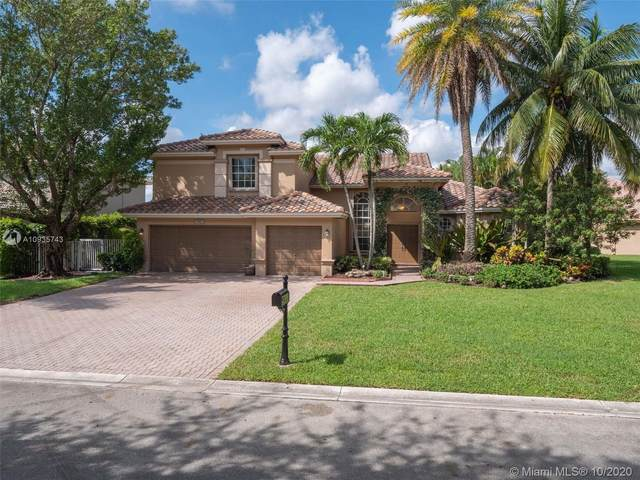 5162 NW 57th Dr, Coral Springs, FL 33067 (MLS #A10935743) :: Castelli Real Estate Services