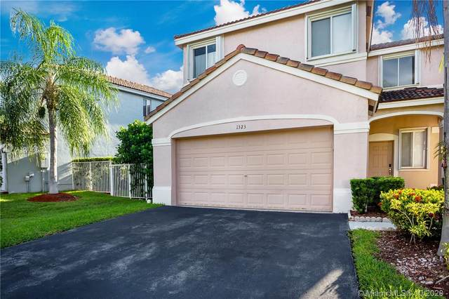 1323 Sabal Trl, Weston, FL 33327 (MLS #A10935752) :: Miami Villa Group