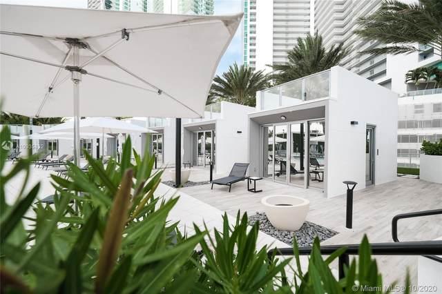 851 NE 1st Ave Cabana #07, Miami, FL 33132 (MLS #A10935832) :: Re/Max PowerPro Realty