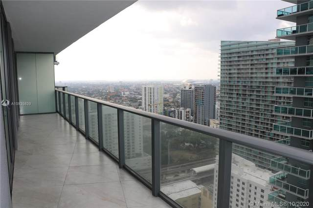 1300 S Miami Ave #2901, Miami, FL 33130 (MLS #A10935839) :: The Pearl Realty Group