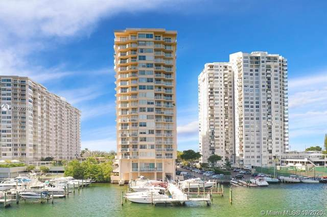 18061 Biscayne Blvd #904, Aventura, FL 33160 (MLS #A10935966) :: Ray De Leon with One Sotheby's International Realty