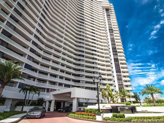 1000 W Island Blvd #2503, Aventura, FL 33160 (MLS #A10936036) :: Green Realty Properties