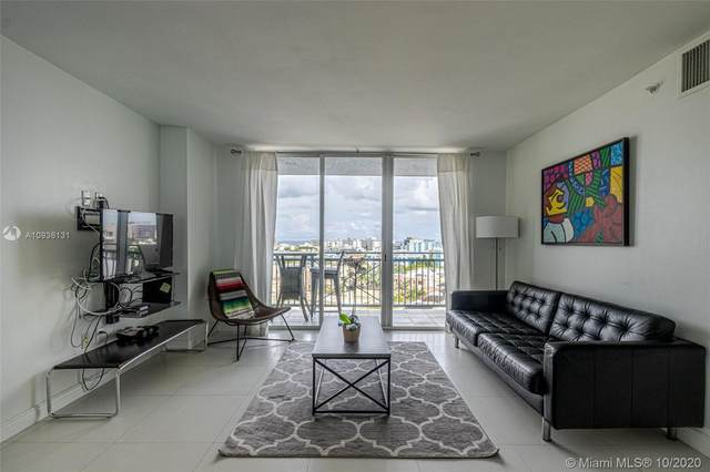 90 Alton Rd #1105, Miami Beach, FL 33139 (MLS #A10936131) :: Carole Smith Real Estate Team
