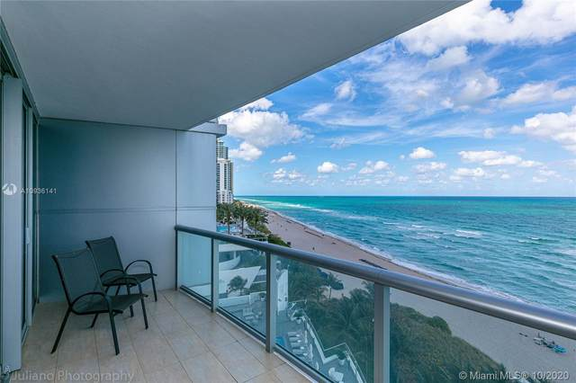 17001 Collins Ave #1003, Sunny Isles Beach, FL 33160 (MLS #A10936141) :: Berkshire Hathaway HomeServices EWM Realty