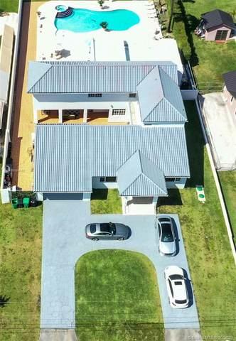 13815 SW 38th St, Miami, FL 33175 (MLS #A10936156) :: Berkshire Hathaway HomeServices EWM Realty