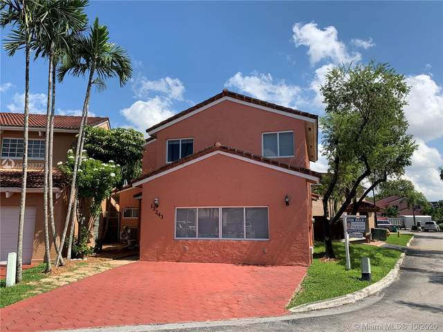 13243 SW 9th Ter, Miami, FL 33184 (MLS #A10936279) :: Berkshire Hathaway HomeServices EWM Realty