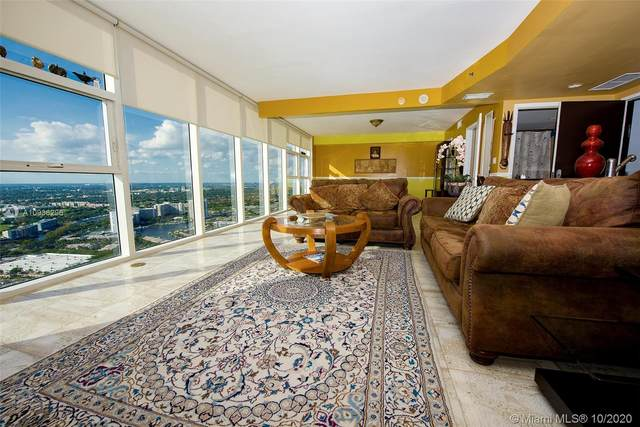 1830 S Ocean Dr #5107, Hallandale Beach, FL 33009 (MLS #A10936296) :: Ray De Leon with One Sotheby's International Realty