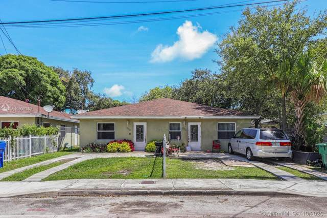 5933 NW 5th Ct, Miami, FL 33127 (MLS #A10936353) :: Berkshire Hathaway HomeServices EWM Realty
