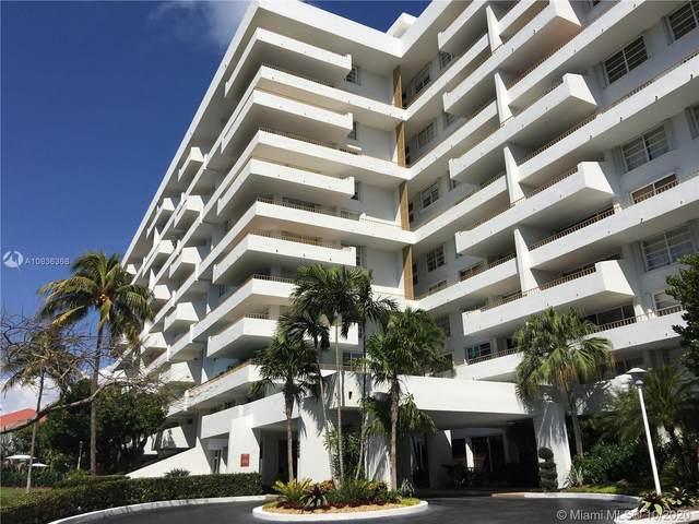 155 Ocean Lane Dr #204, Key Biscayne, FL 33149 (MLS #A10936368) :: Prestige Realty Group
