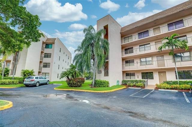2638 NW 104th Ave #401, Sunrise, FL 33322 (MLS #A10936381) :: Green Realty Properties