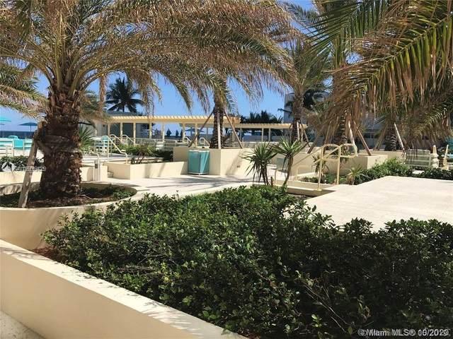 2501 S Ocean Drive #933, Hollywood, FL 33019 (MLS #A10936429) :: Prestige Realty Group
