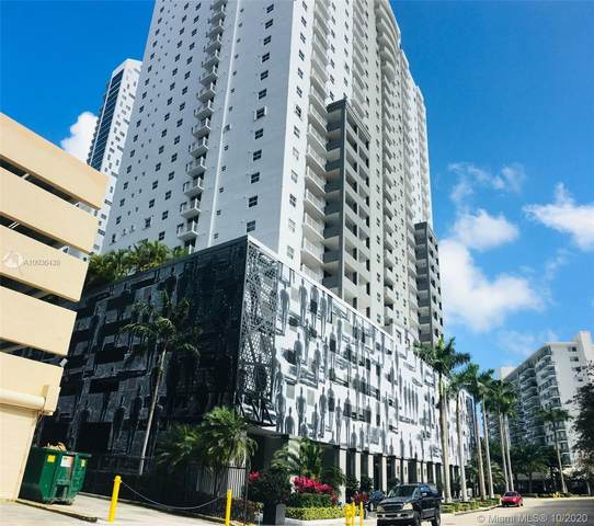 185 SE 14th Ter #909, Miami, FL 33131 (MLS #A10936439) :: The Howland Group
